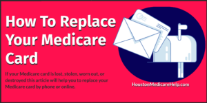 replace medicare card